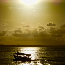 Sunset / pôr do sol