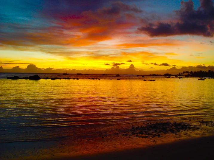 Sunrise / Nascer do sol
