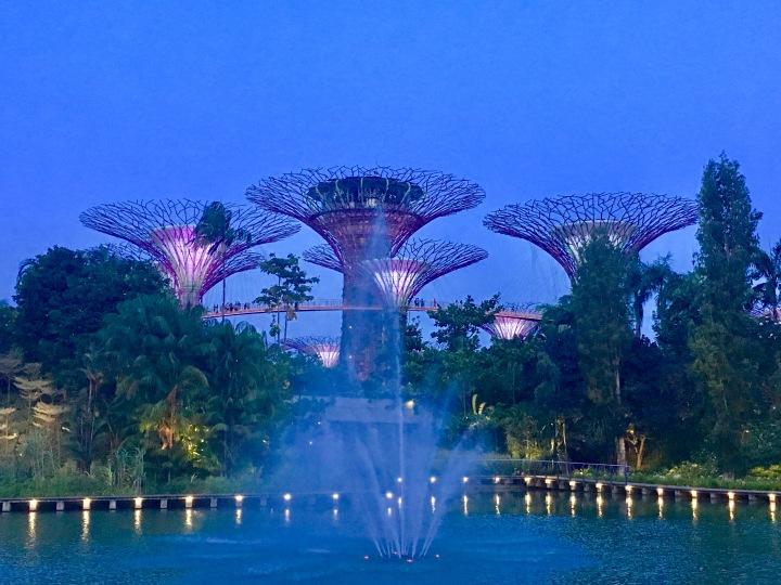 Singapore – love at firstsight